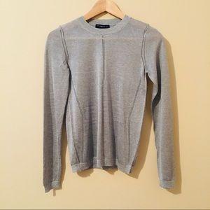 Zara | Sheer Sweater